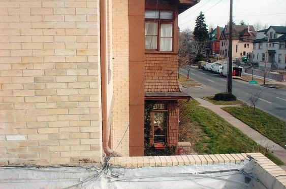 Eroding brick due to water damage, brick replacement to fix after_brick_work_2_jpg