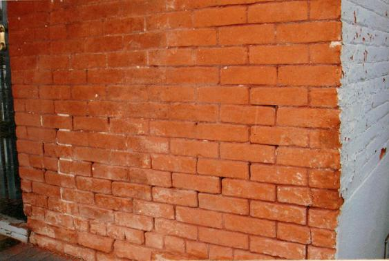 Grind Out and Tuck Point All Mortar Joints & Totally Restore Brick before_2_12_jpg