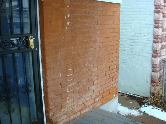 Grind Out and Tuck Point All Mortar Joints & Totally Restore Brick before_4_12_jpg