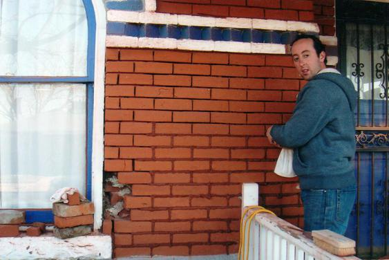 Grind Out and Tuck Point All Mortar Joints & Totally Restore Brick during_3_12_jpg