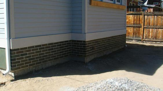 Installing Thin Brick on Back Addition of House after_2_33_jpg
