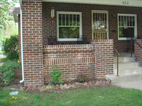 Porch Walls and Two Center Column Tuck Pointing after_1_29_jpg