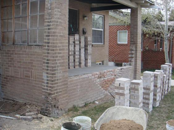 Rebuilding Bowed Out Front Porch Wall during_1_15_jpg