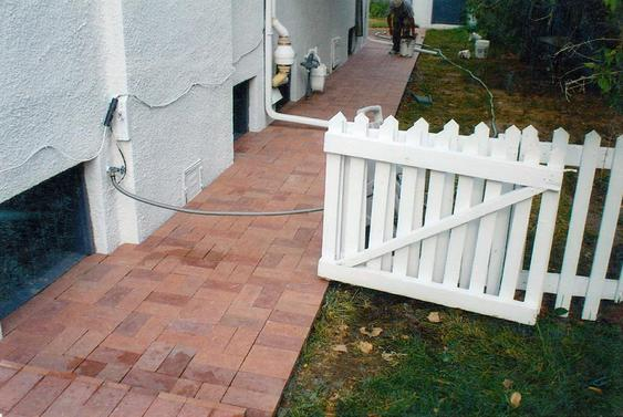 Re-lay Pavers Over Concrete Walkway after_brick_pathway_over_concrete_walkway_3_jpg