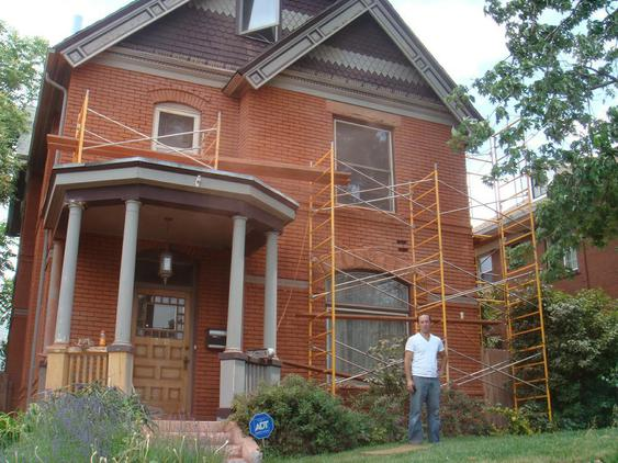 Total Brick and Stone Restoration for a Historical Home in Denver, Colorado during_3_14_jpg
