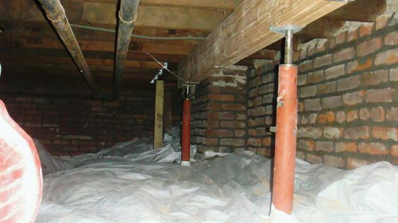 Tuck Point All Exterior Wall Joints Inside Crawlspace after_1_34_jpg