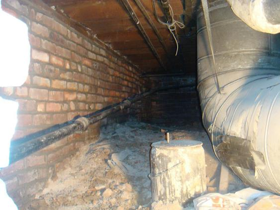 Tuckpoint All Joints on Foundation Wall in Crawlspace after_2_20_jpg