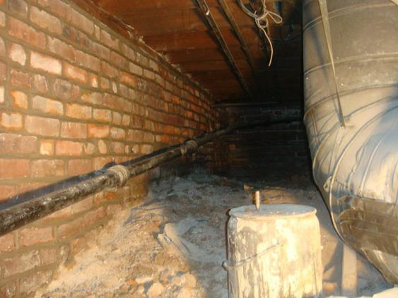 Tuckpoint All Joints on Foundation Wall in Crawlspace after_brick_tuckpointing_in_crawlspace_10_jpg